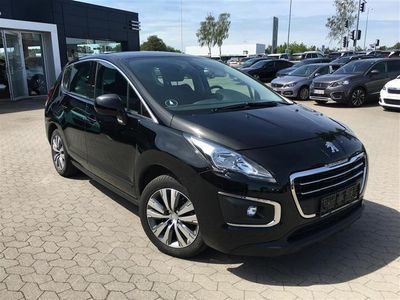 used Peugeot 3008 1,6 HDI Style 114HK 6g