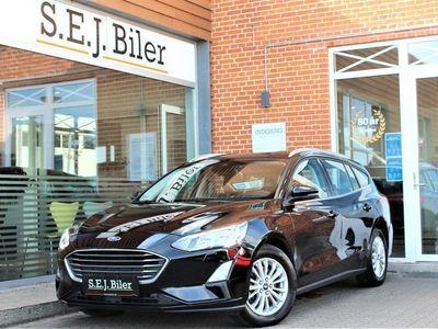 brugt Ford Focus 1,5 EcoBlue Titanium 120HK Stc 6g A+