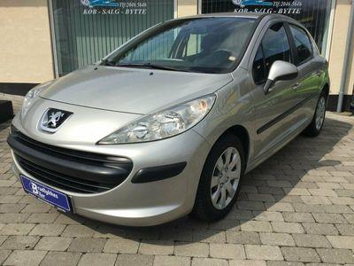 gebraucht Peugeot 207 1,4 HDi XR+