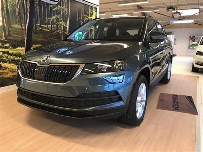 second-hand Skoda Karoq 1,0 TSI Ambition Plus 115HK 5d 6g