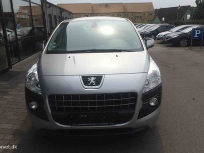brugt Peugeot 3008 1,6 e-HDi FAP Premium Plus 112HK 6g Aut.
