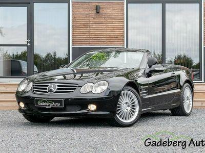 käytetty Mercedes SL500 5,0 aut.
