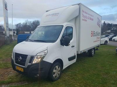 brugt Nissan NV400 W3L3 2,3 DCi DPF Working Star Start/Stop 170HK Ladv./Chas. 6g E
