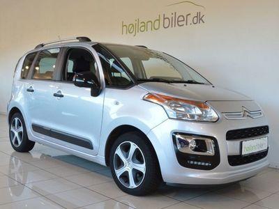 brugt Citroën C3 Picasso 1,6 BlueHDi 100 Challenge