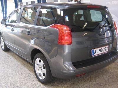 brugt Peugeot 5008 1,6 HDI Motion+ 114HK 6g