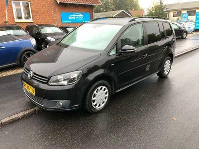 brugt VW Touran 1,6 TDi 105 Match DSG BMT Van