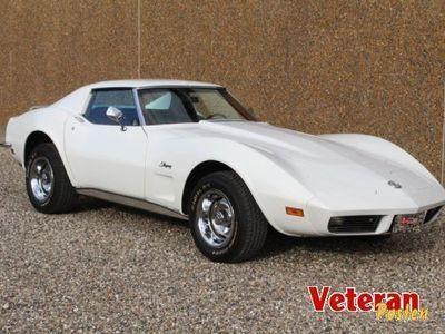 brugt Chevrolet Corvette 1973