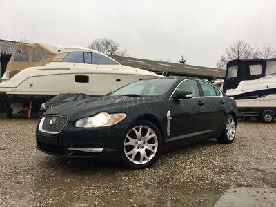 brugt Jaguar XF 2,7 D V6 Premium Luxury aut.