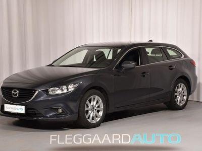 brugt Mazda 6 2,2 Skyactiv-D Core Business 150HK Stc 6g