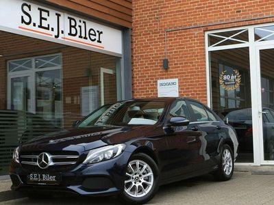 brugt Mercedes C220 d 2,1 Business 170HK aut 4d