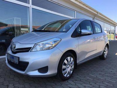 gebraucht Toyota Yaris 1,3 VVT-I T2 100HK 5d 6g