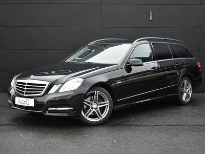 brugt Mercedes E300 0 CDi Elegance stc. aut. BE