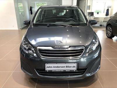 brugt Peugeot 108 1,0 e-Vti Like+ 72HK 5d