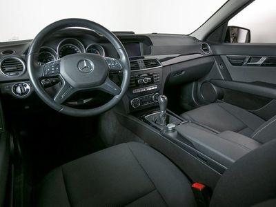 brugt Mercedes C220 2,2 CDi st.car BE