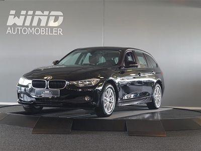 brugt BMW 320 d 2,0 EfficientDyn. 184HK Stc 6g