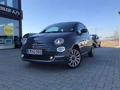 brugt Fiat 500 1,2 Eco Super Star Start & Stop 69HK 3d