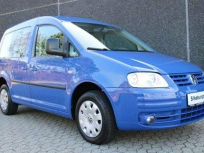used VW Caddy 1,9 TDi DSG