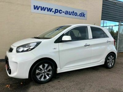 brugt Kia Picanto 1,0 Collection Sport 5d