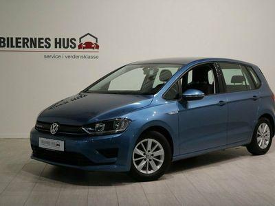 begagnad VW Golf Sportsvan 1,6 TDi 110 BlueMotion