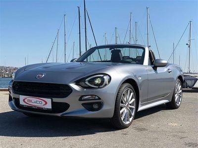 käytetty Fiat 124 Spider 1,4 TwinAir Turbo Lusso 140HK Cabr. 6g