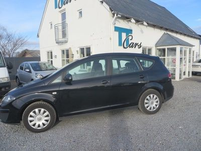 begagnad Seat Altea XL 1,6 TDi Reference eco