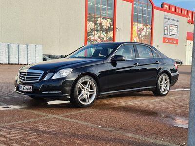 brugt Mercedes E200 2.2 136 HK Elegance