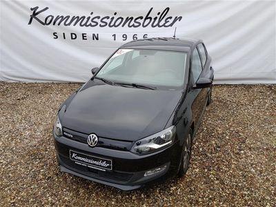 brugt VW Polo 1,4 TDI BMT BlueMotion 75HK 5d