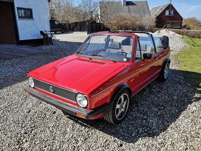 brugt VW Golf Cabriolet GL 1,5