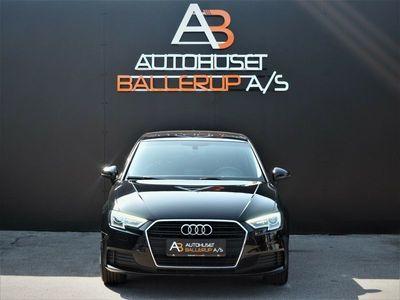 brugt Audi A3 Sportback 30 TFSi