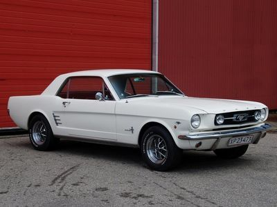 brugt Ford Mustang 4,7 Coupé