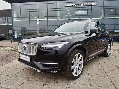 begagnad Volvo XC90 2,0 D5 Inscription AWD 235HK 5d 8g Aut.