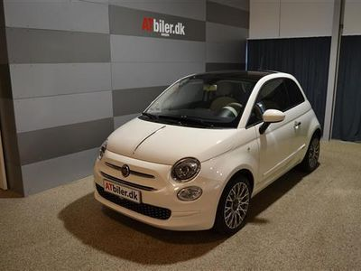 käytetty Fiat 500 0,9 TwinAir Summer Edition Start & Stop 80HK 3d