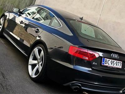brugt Audi A5 1,8 TFSI 144 Limited S-line multitronic