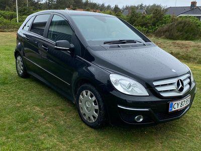 brugt Mercedes B200 2.0 140 HK