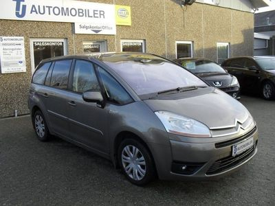 brugt Citroën Grand C4 Picasso 1,6 HDi 110 VTR+ 7prs