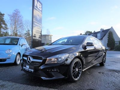 second-hand Mercedes CLA200 1,6 SB aut.