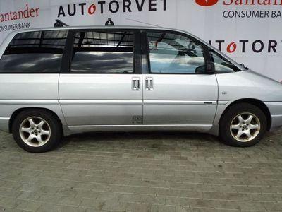 brugt Citroën Evasion Supervan 2,0 16V 138HK Van