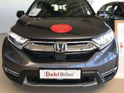 brugt Honda CR-V 2WD ELEGANCE 2.0 - Hybrid CVT BENSIN NAVI