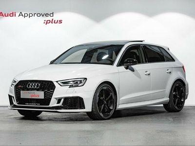 brugt Audi RS3 2,5 TFSi SB quattro S-tr.