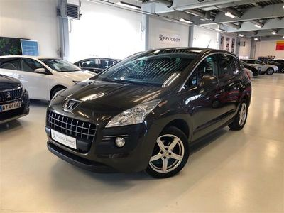 usata Peugeot 3008 1,6 HDI FAP Premium 110HK 6g