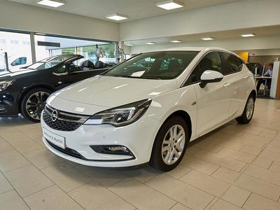 brugt Opel Astra 4 Turbo ECOTEC Excite 150HK 5d 6g Aut.