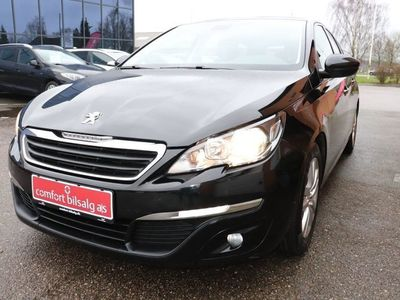 brugt Peugeot 308 1,6 HDi 92 Active SW