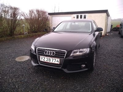 brugt Audi A4 1,8 TFSI