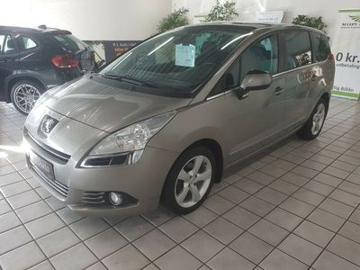 brugt Peugeot 5008 2,0 HDi 150 Premium 7prs