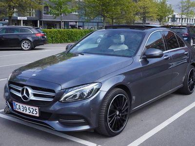 brugt Mercedes C220 BLUETEC R00RP0