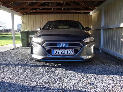 usado Hyundai Ioniq HEV DCT 77.