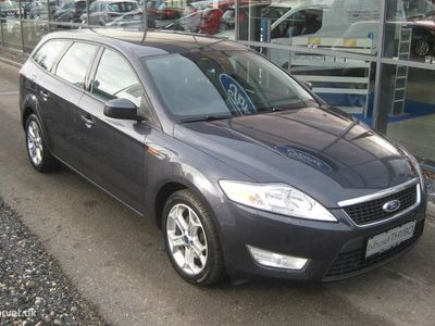 brugt Ford Mondeo 2,0 TDCi DPF Trend 140HK Stc 6g