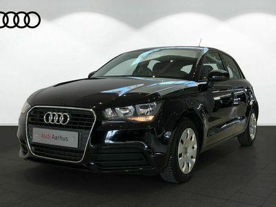 brugt Audi A1 Sportback 1,6 TDi 90 Ambition