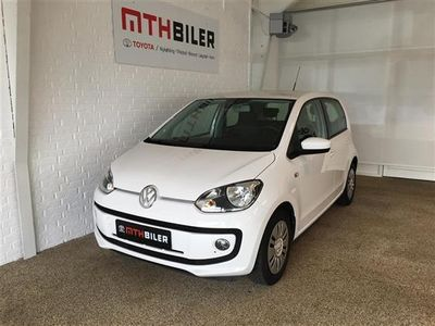 used VW up! 1,0 BMT Life 60HK 5d