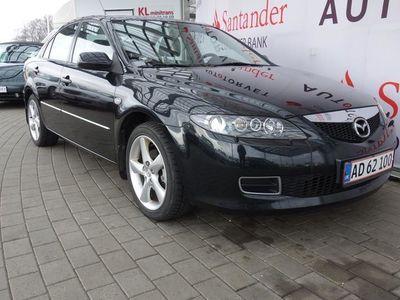 brugt Mazda 6 2,3 Sport 166HK 6g